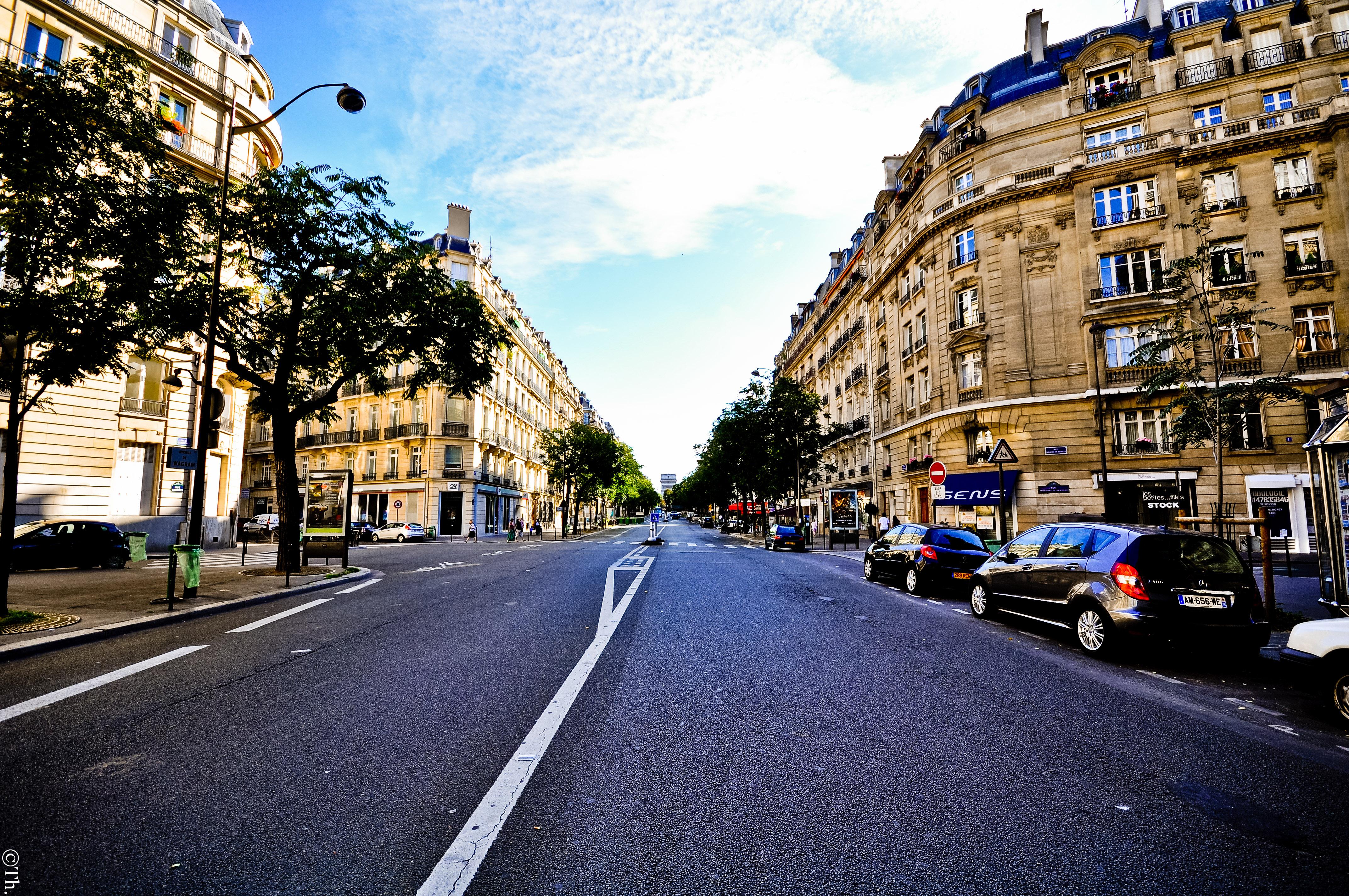 File avenue de wagram paris august wikimedia - Salon wagram paris 17 ...