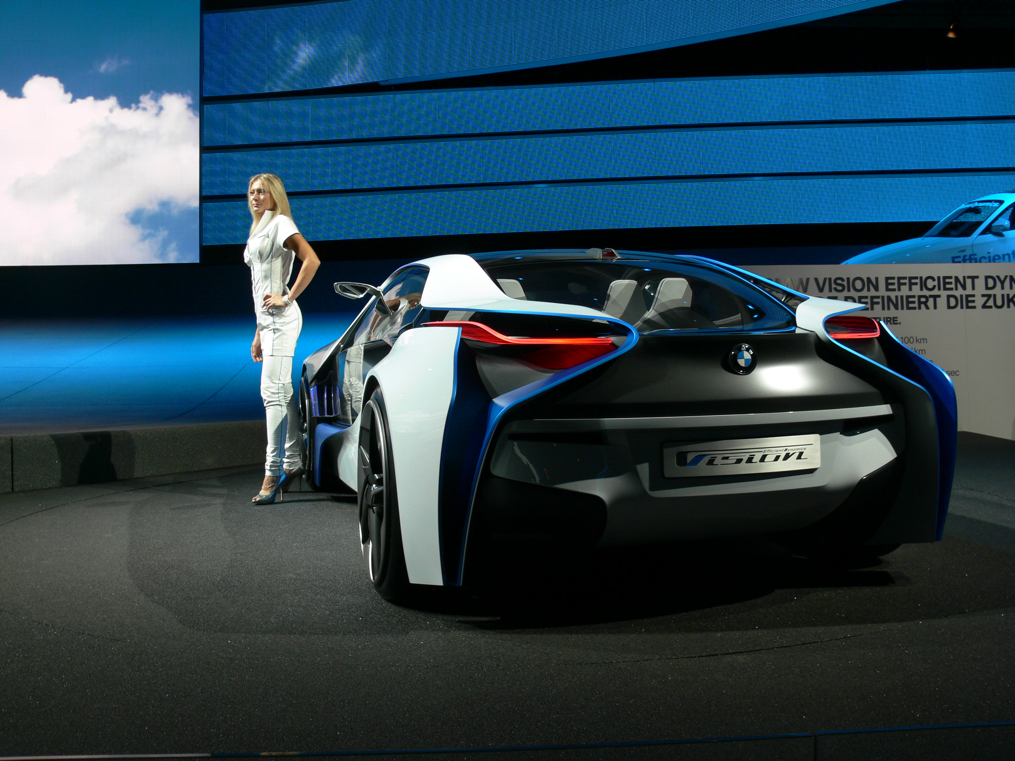 Bmw Vision Concept Car Price