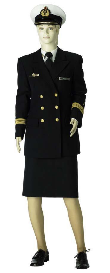 Marine mantel bw