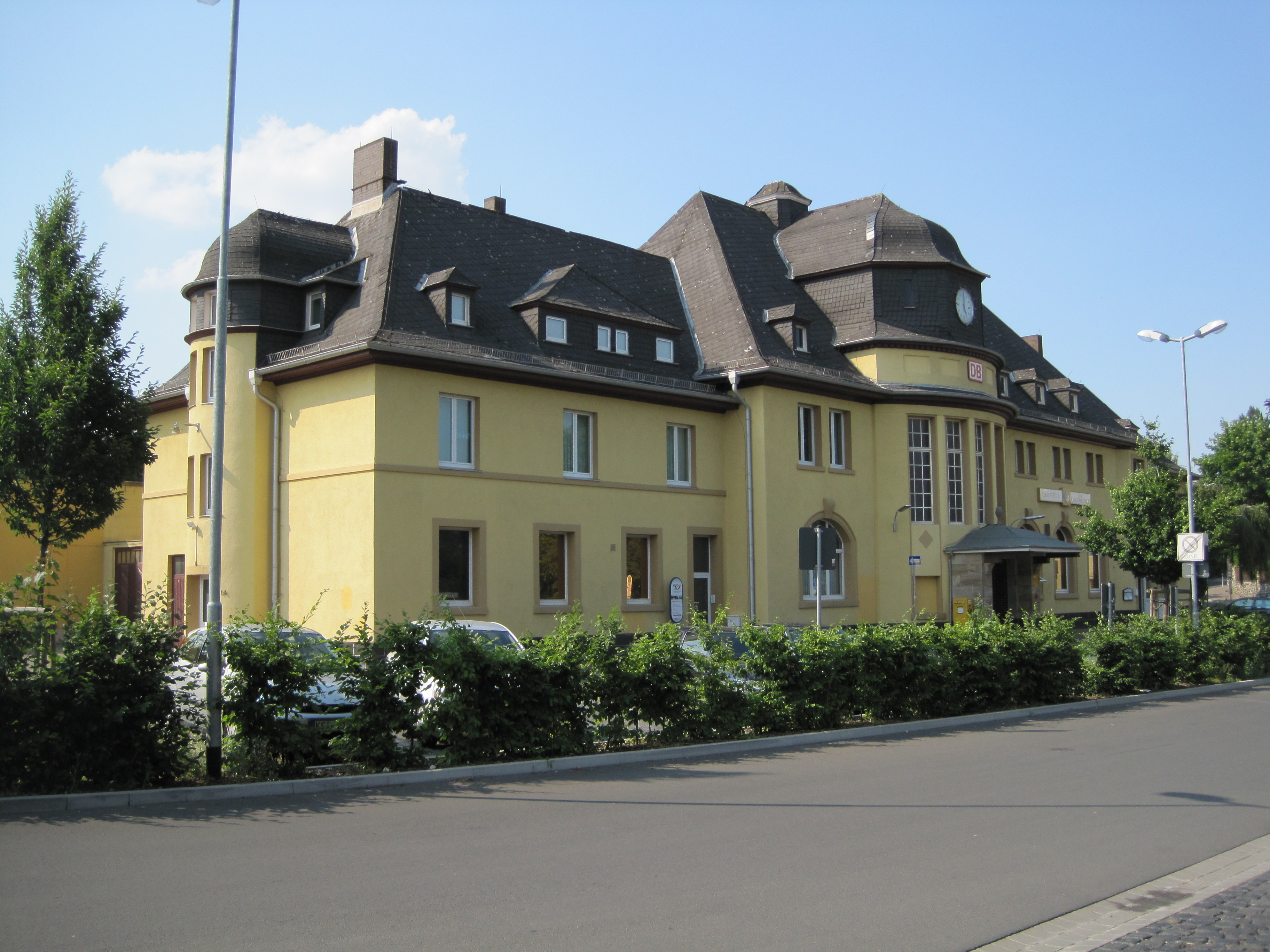 Alsfeld Germany  city pictures gallery : Datei:Bahnhof Alsfeld 2 – Wikipedia