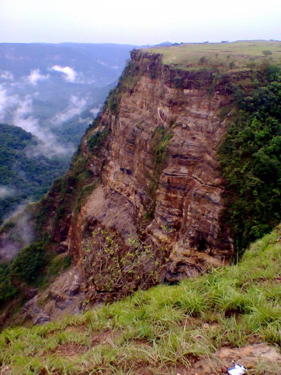 Gorge at National park