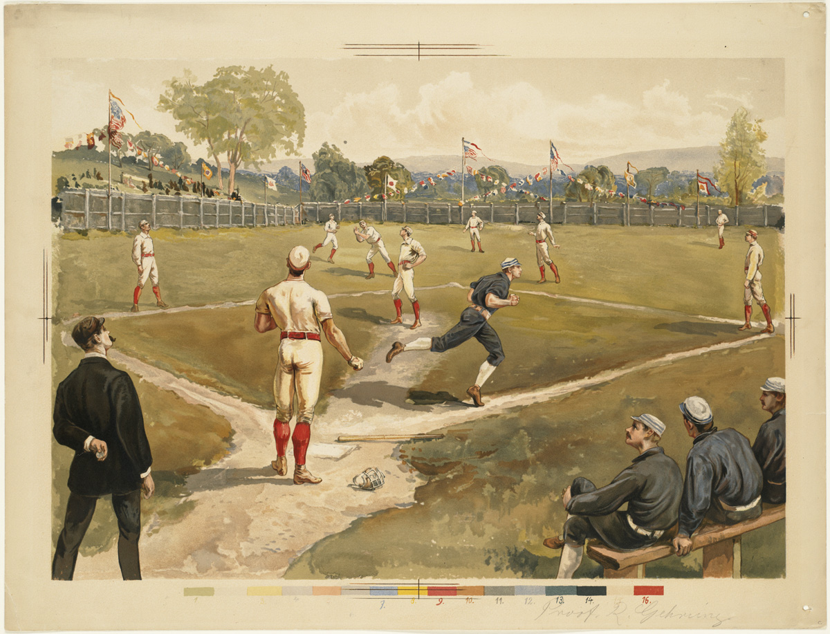 an analysis of baseball history in england British baseball data most of mark tobin's research into post-world war ii domestic standings and history of baseball in 40 baseball in england.