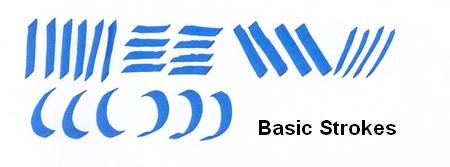 Basic Practice Strokes