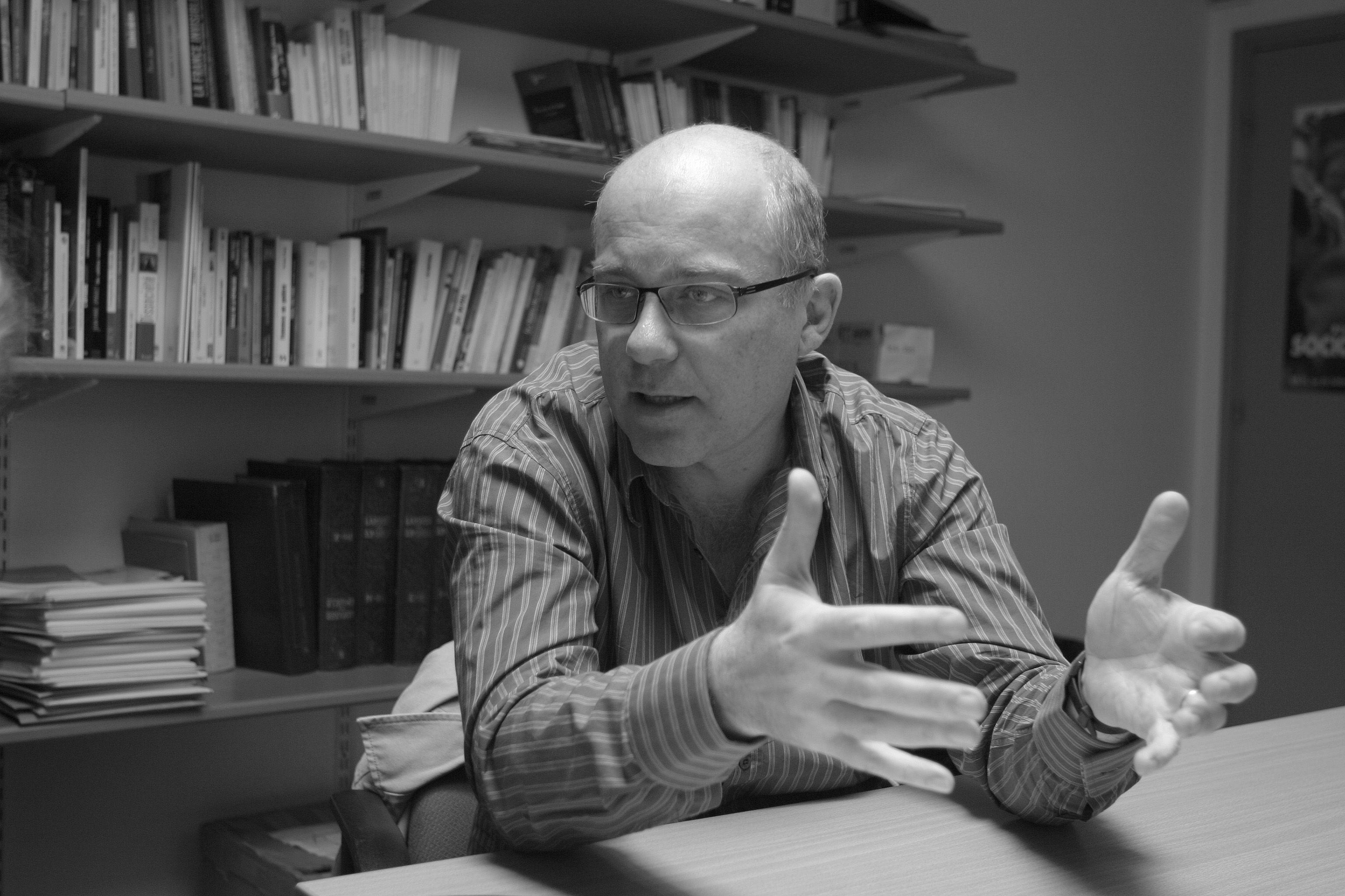 Hélène Jouan reçoit Bastien François directeur du département de science politique de l'université Paris Panthéon-Sorbonne et conseiller régional EELV.