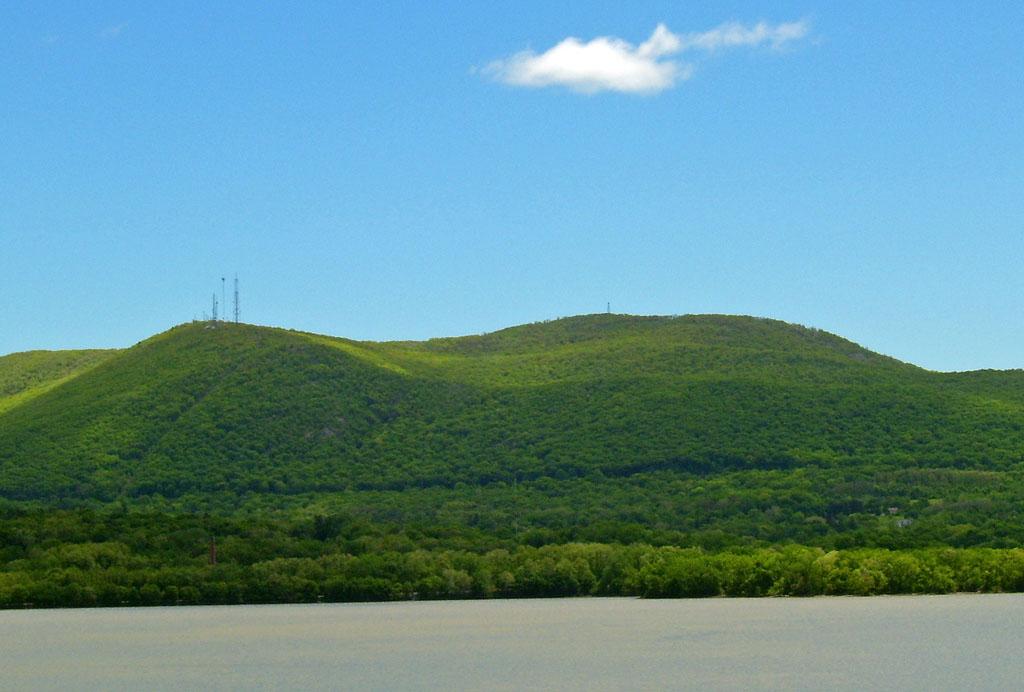 Hudson Ny Map >> Beacon Mountain - Wikipedia