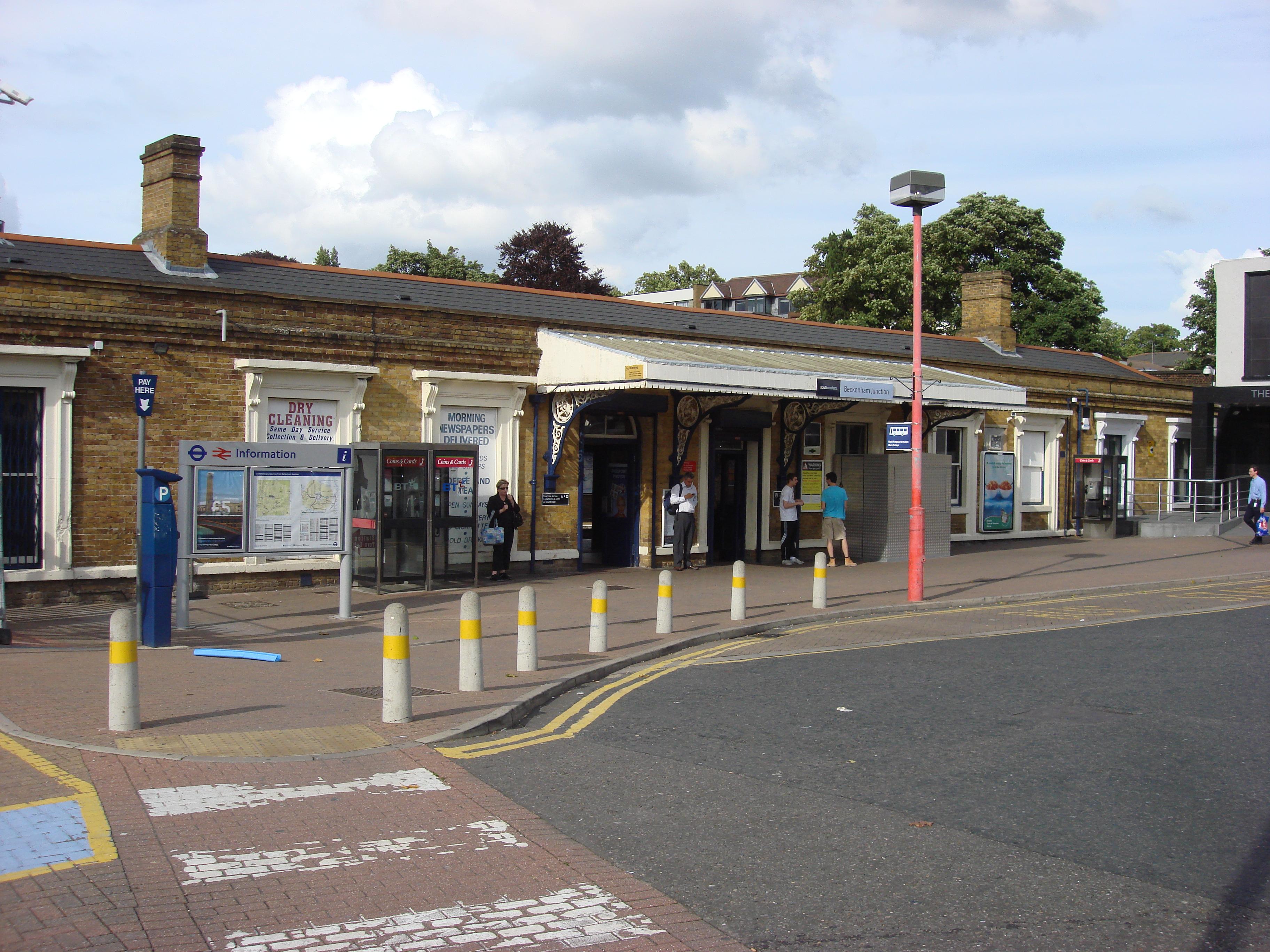 Beckenham kent united kingdom