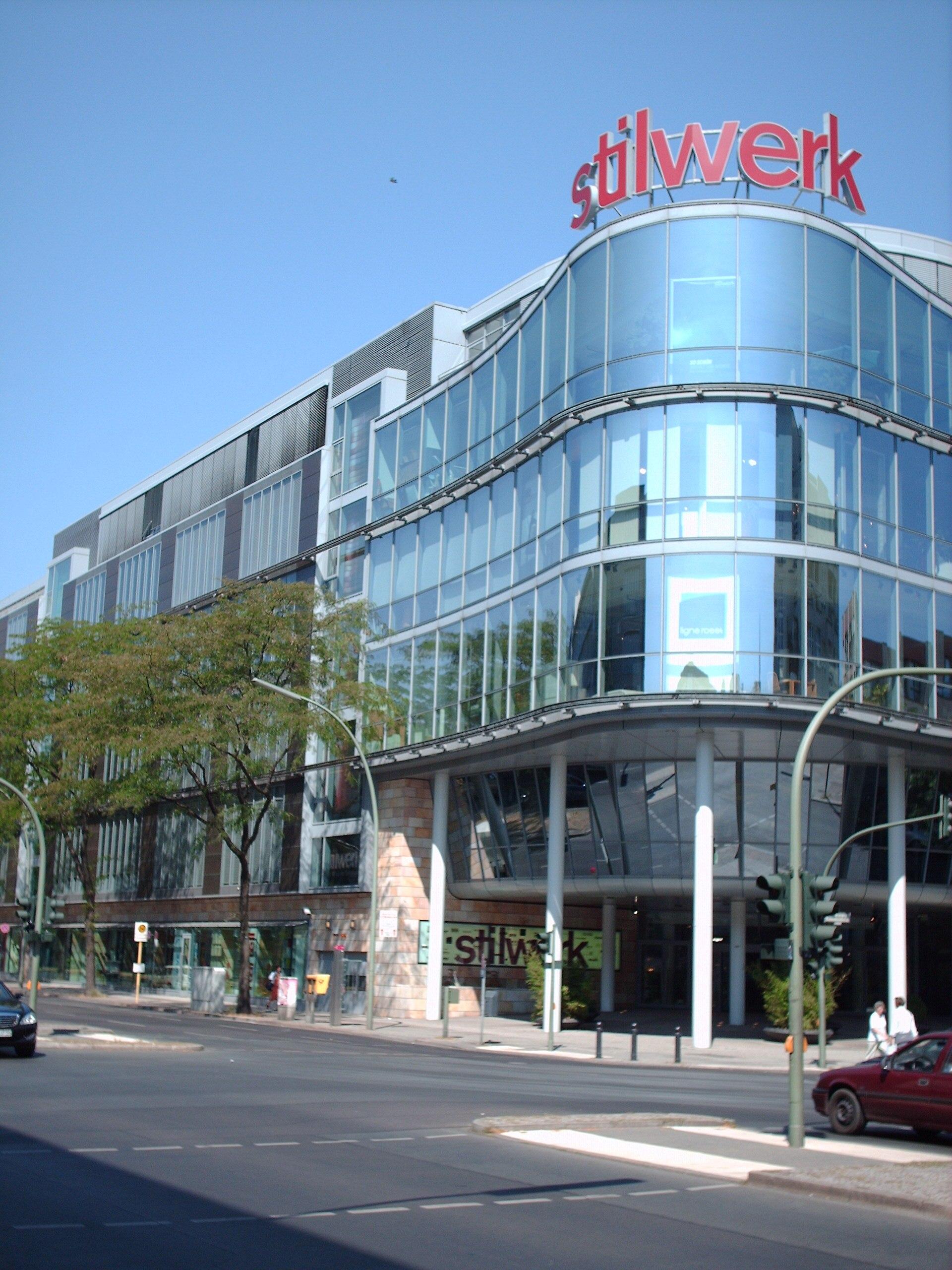 File Berlin Kantstrasse Stilwerk Einrichtungshaus 20060726