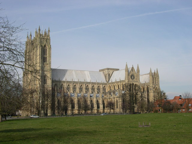 Beverley Minster, Beverley in the East Riding of Yorkshire, England.