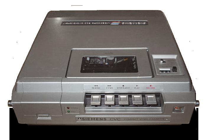 Video Recorder Png File:cvc Video Recorder