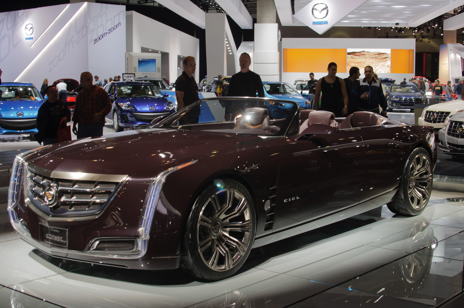 2017 Cadillac Ciel Luxury, Concept, Price, Release date