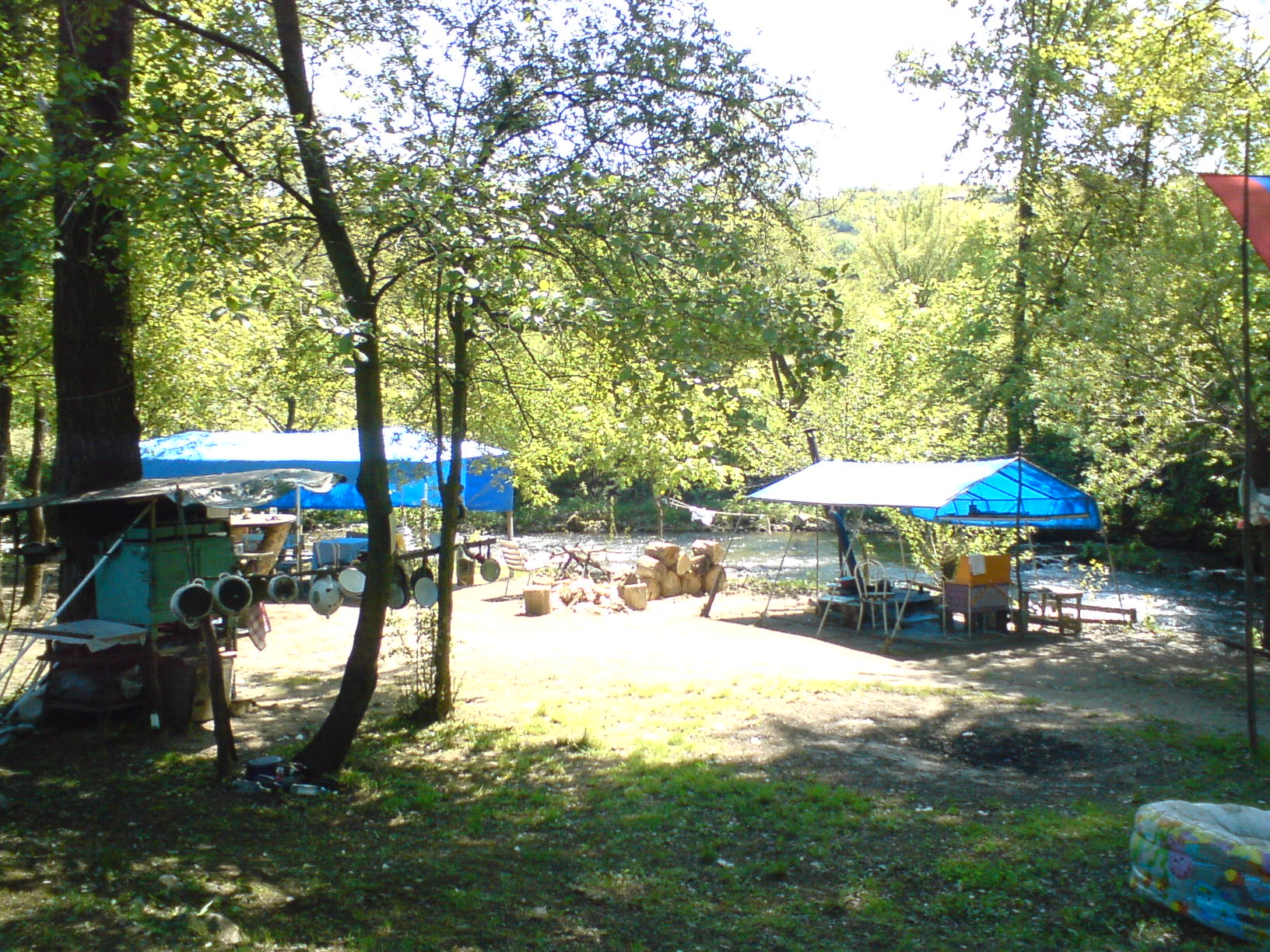 Campground For  And Over Mobile Homes North Carolina