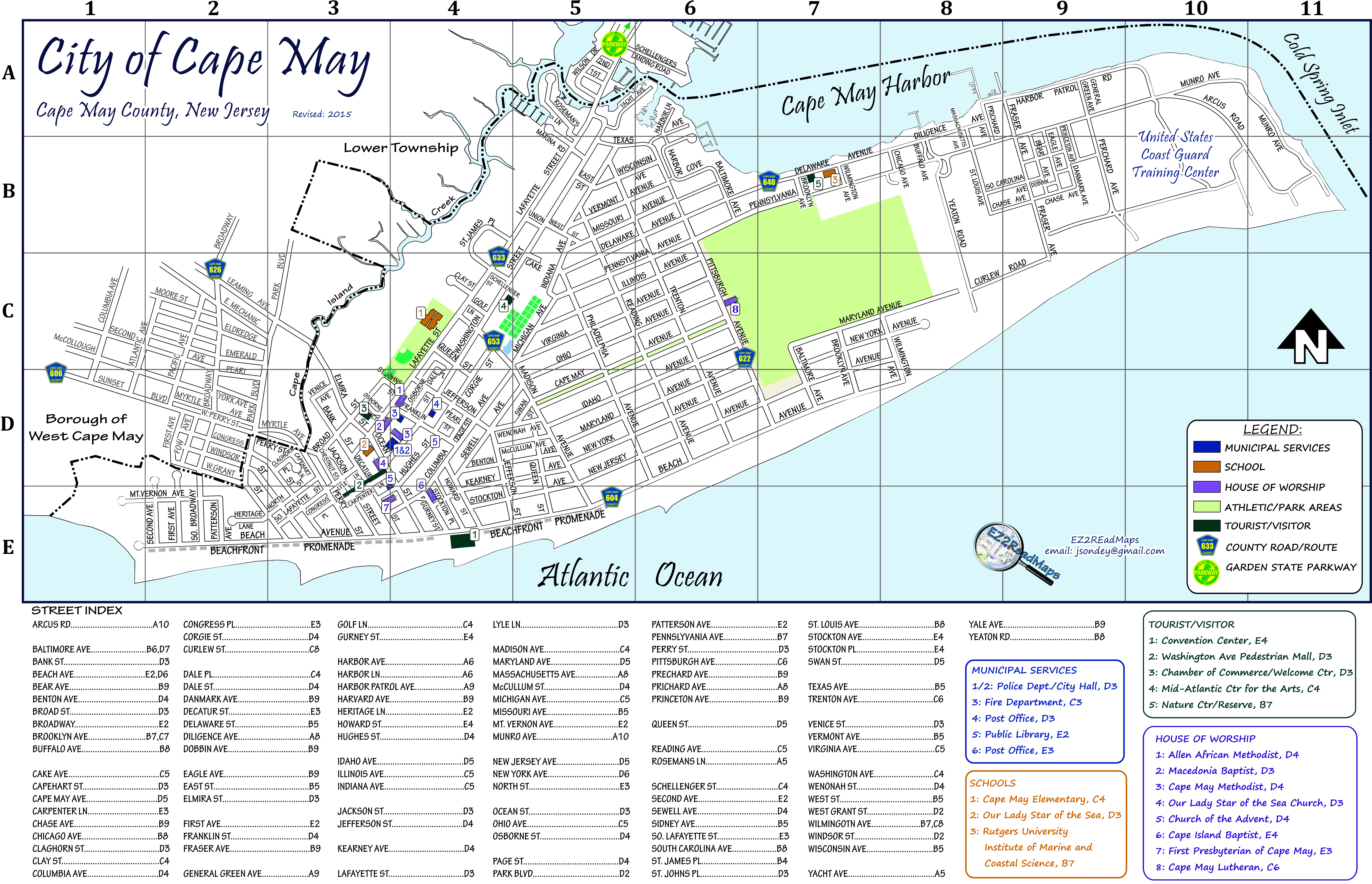 File:Cape May NJ map.jpg - Wikimedia Commons on