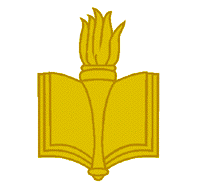 Protestant military chaplain badge of the Brazilian army