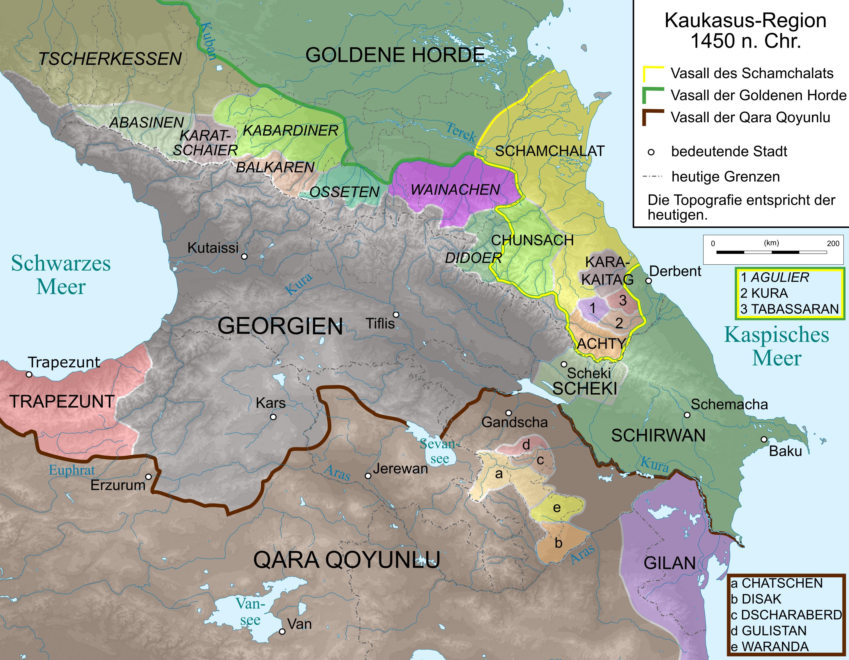 FileCaucasus Map Depng Wikimedia Commons - Caucasus map