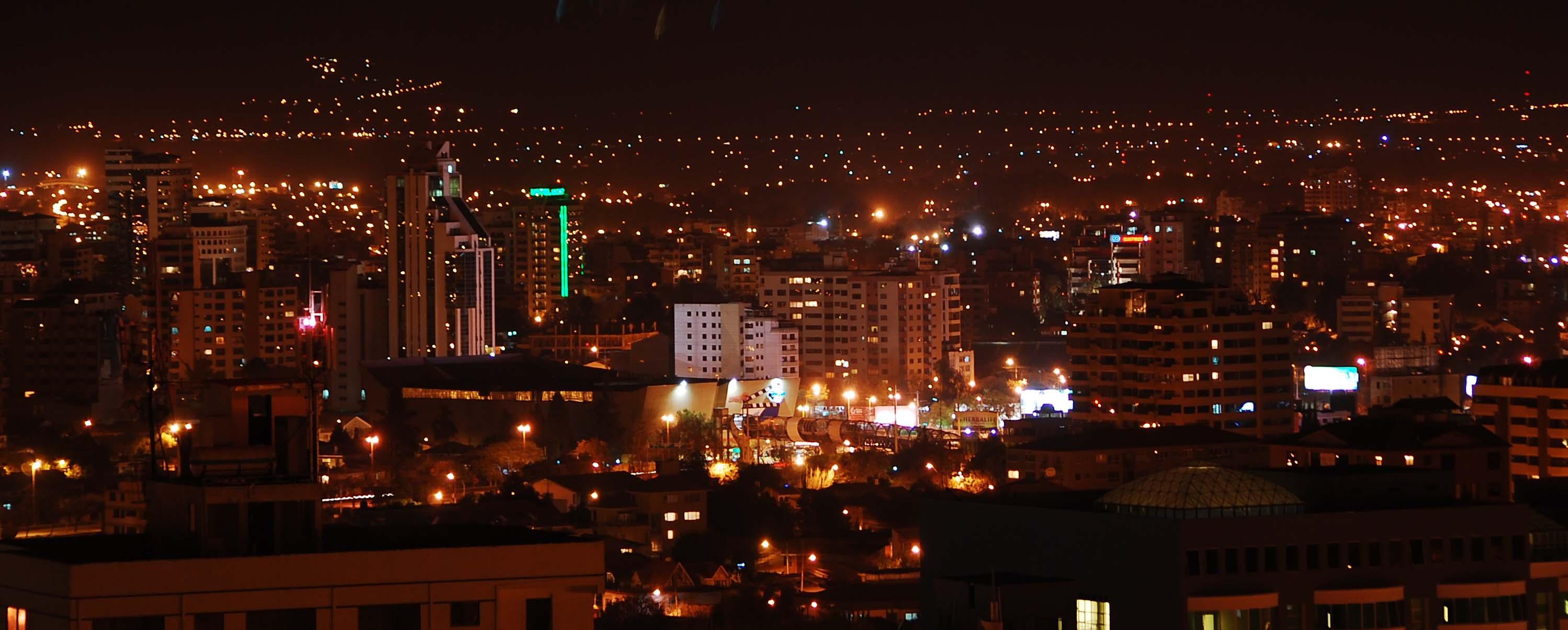 File Center Y Edificios Cochabamba Bolivia Jpg Wikimedia Commons