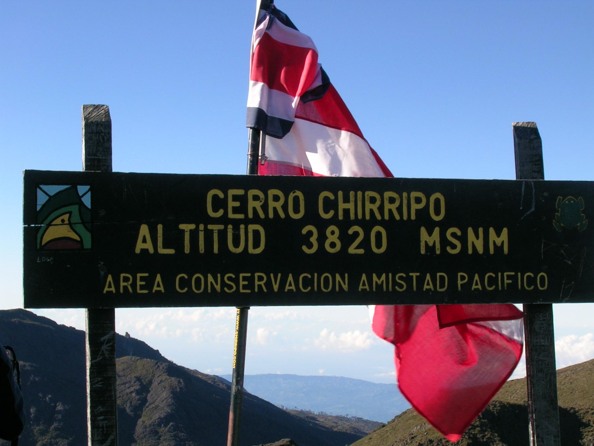 mi linda Costa Rica... Cerro_Chirrip%C3%B3