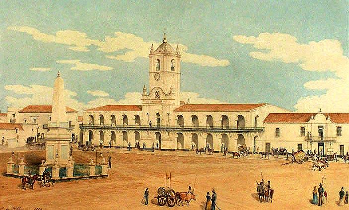 Charles_Henri_Pellegrini_-_Plaza_de_la_Victoria_(frente_al_norte_1829).jpg