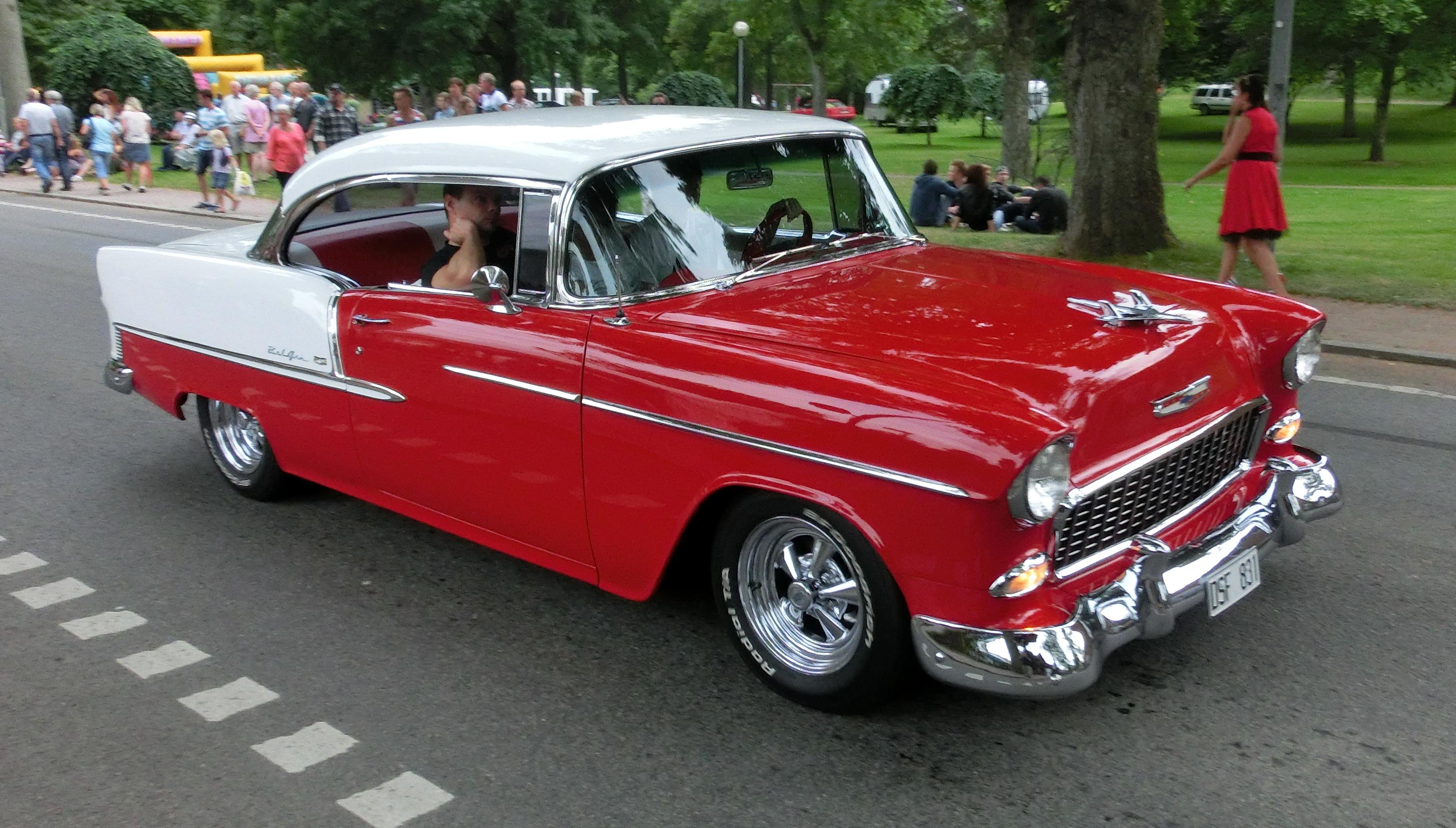 1957 chevy belair ls swap