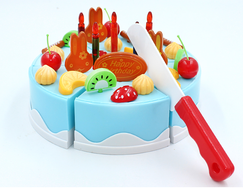 FileChildrenplaytoykitchensetTeddyGirlBirthdayCakefruit