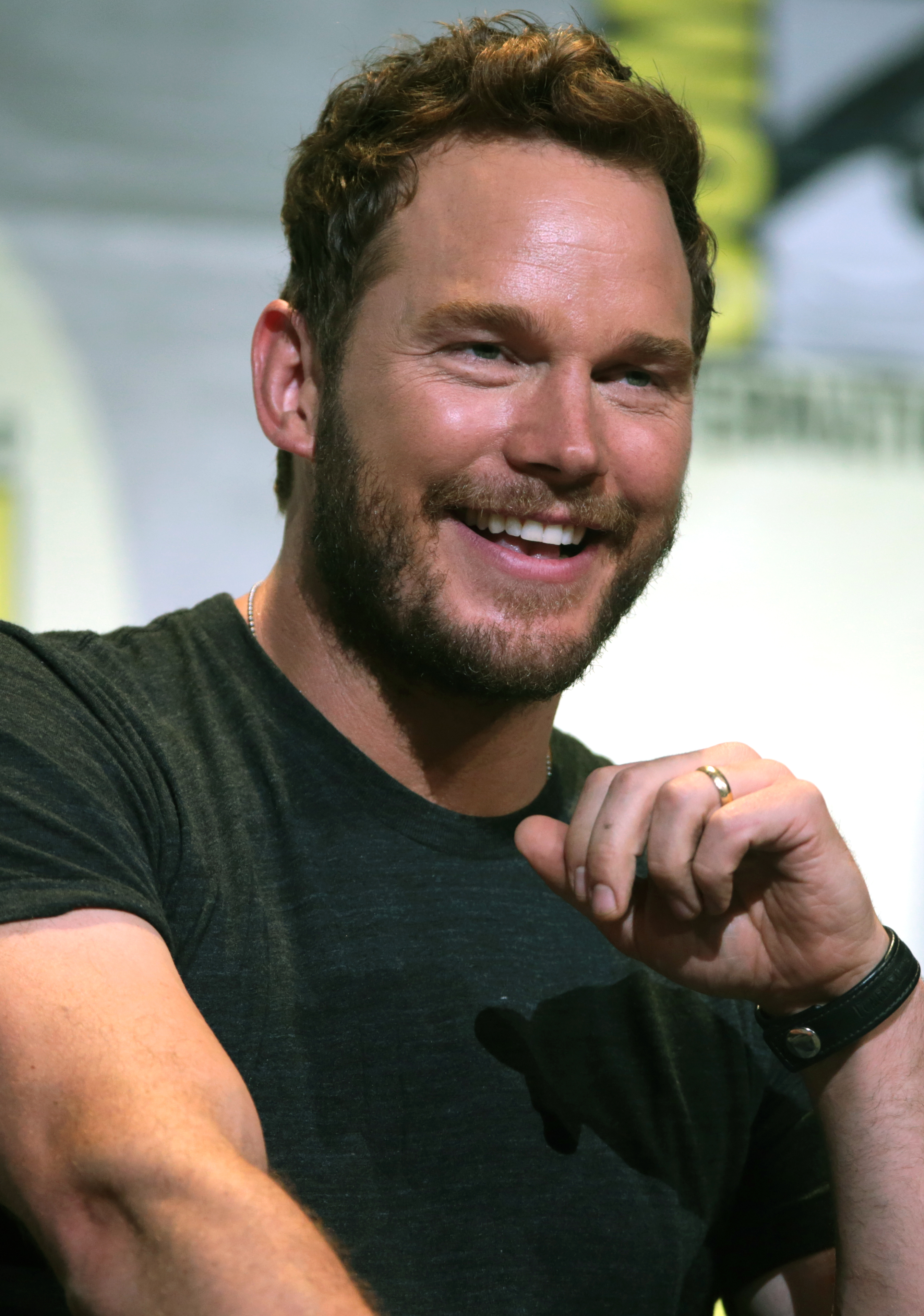 Chris Pratt Wiki >> File:Chris Pratt (28630392396) (cropped).jpg - Wikimedia Commons