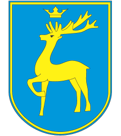 File:Coat of Arms of Berezhany.png