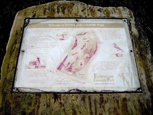 Country Park guide - geograph.org.uk - 939477