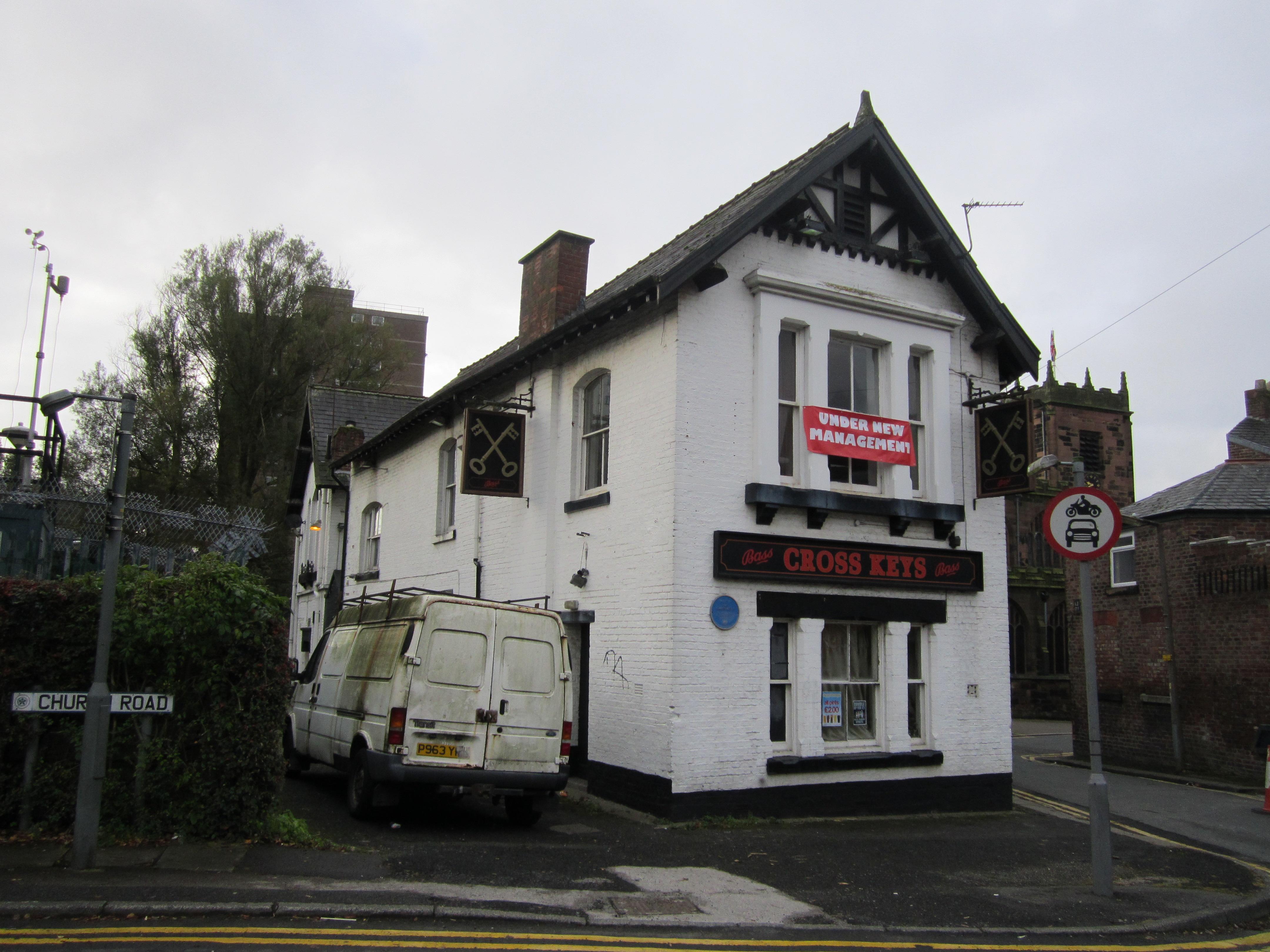Cross Keys Pub Mannington Food Time