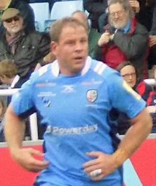 David Paice English rugby union footballer