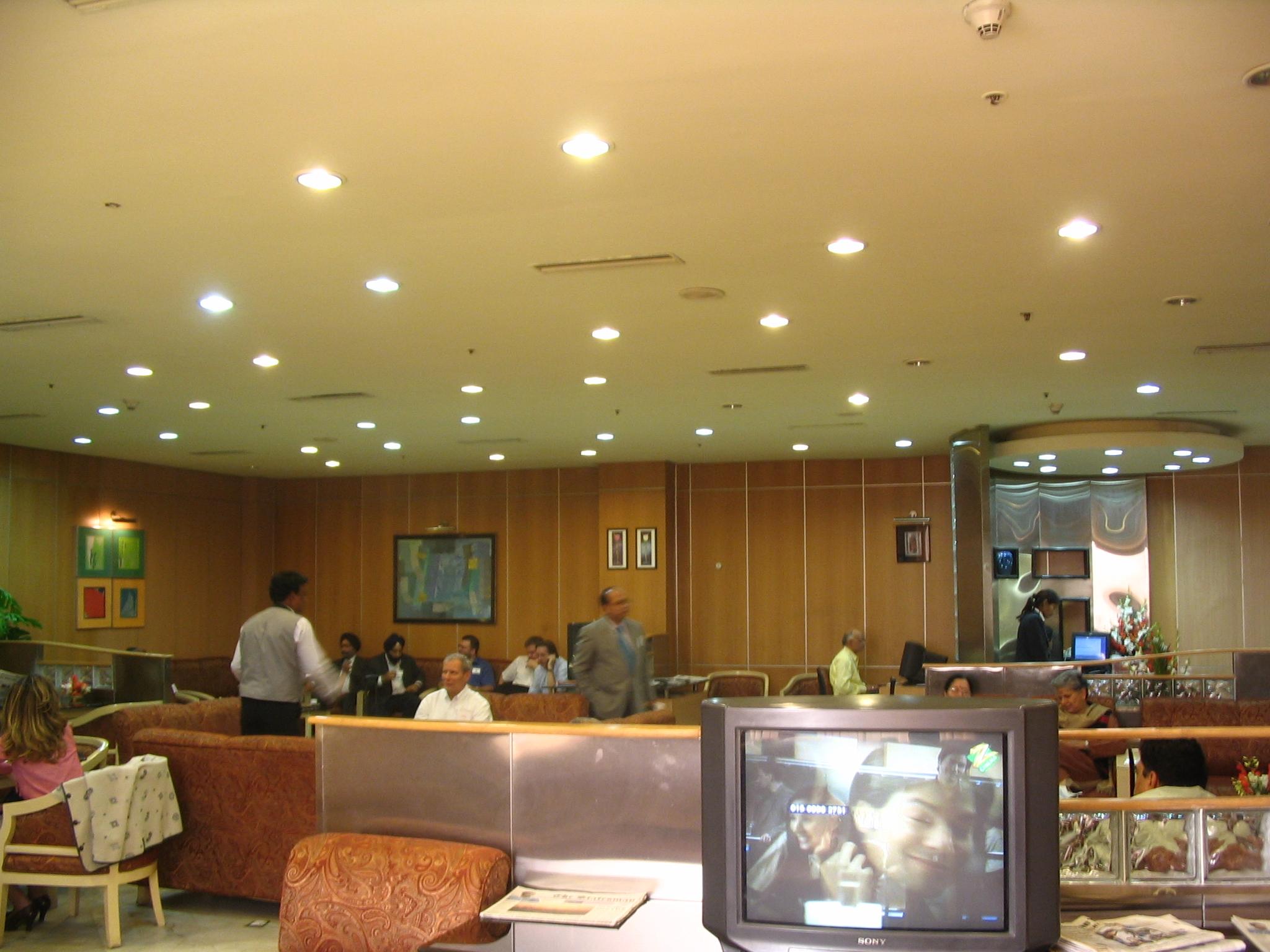 File Delhi Airport Departure Terminal 1a Executive Lounge