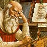 Domenico Ghirlandaio - St Jerome in his study small.jpg