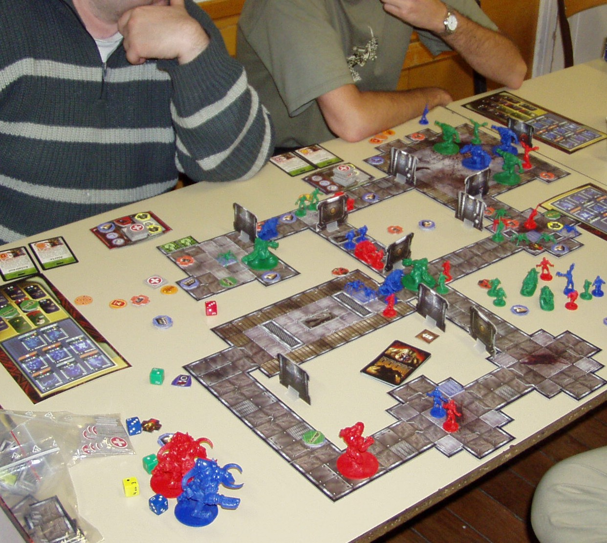 Game Village Adventure Building