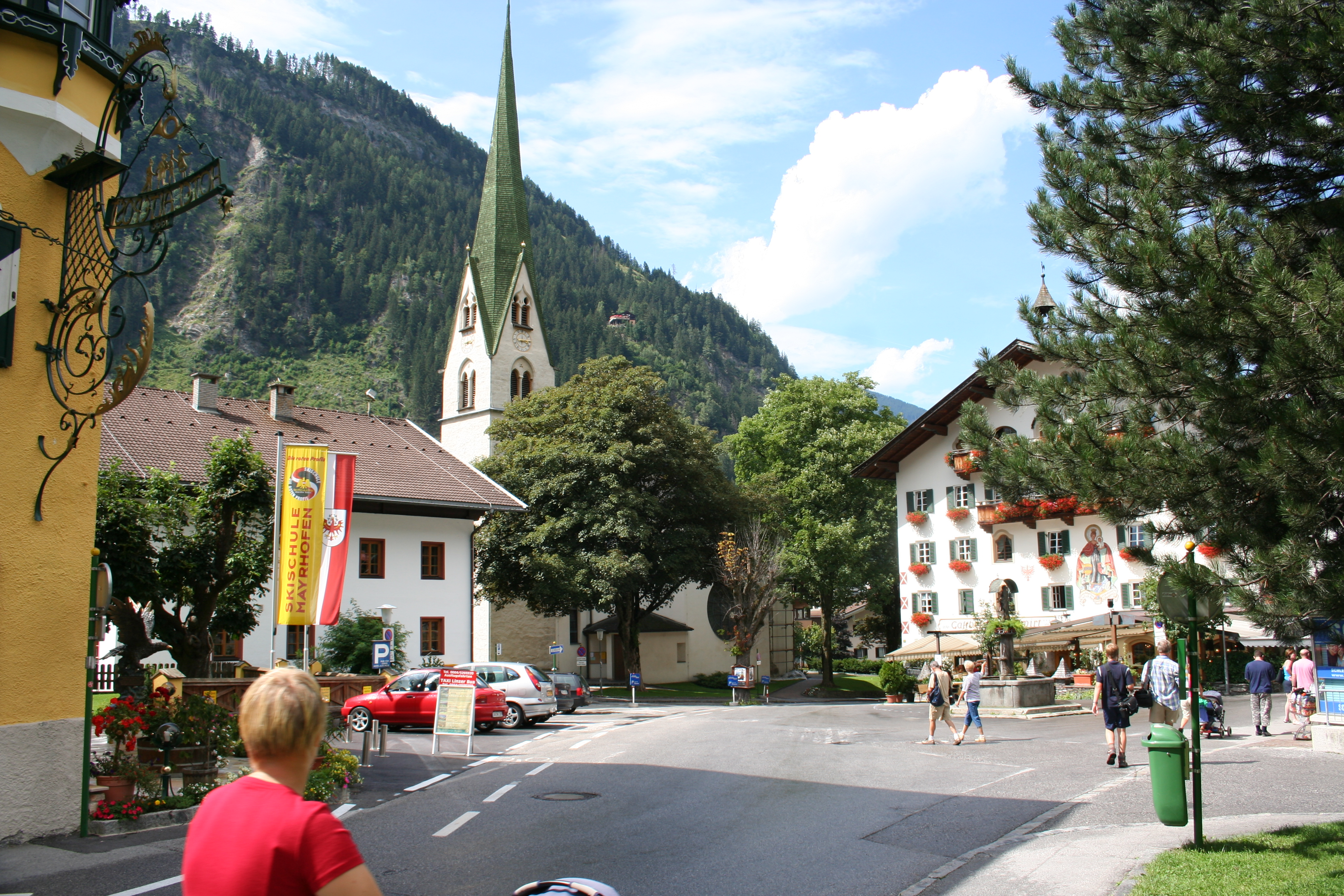 Image gallery mayrhofen zillertal for Appart hotel wiki