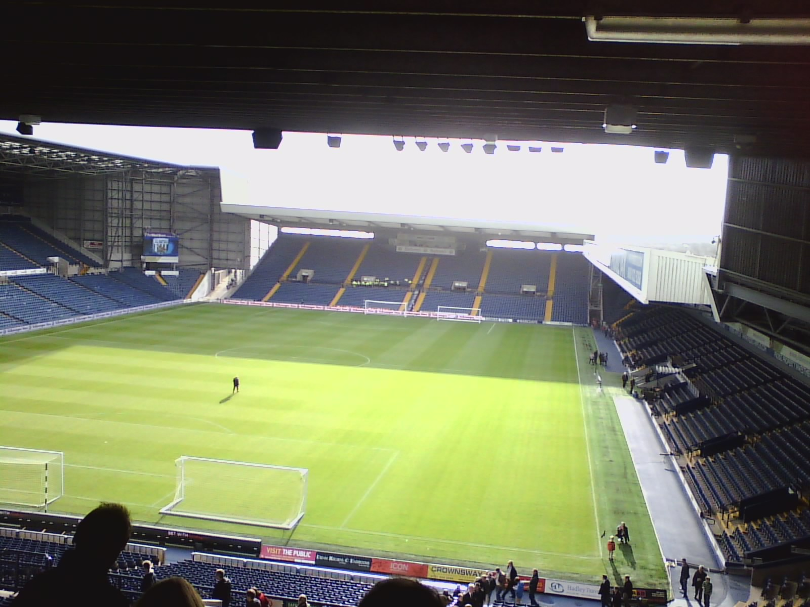 the hawthorns wba
