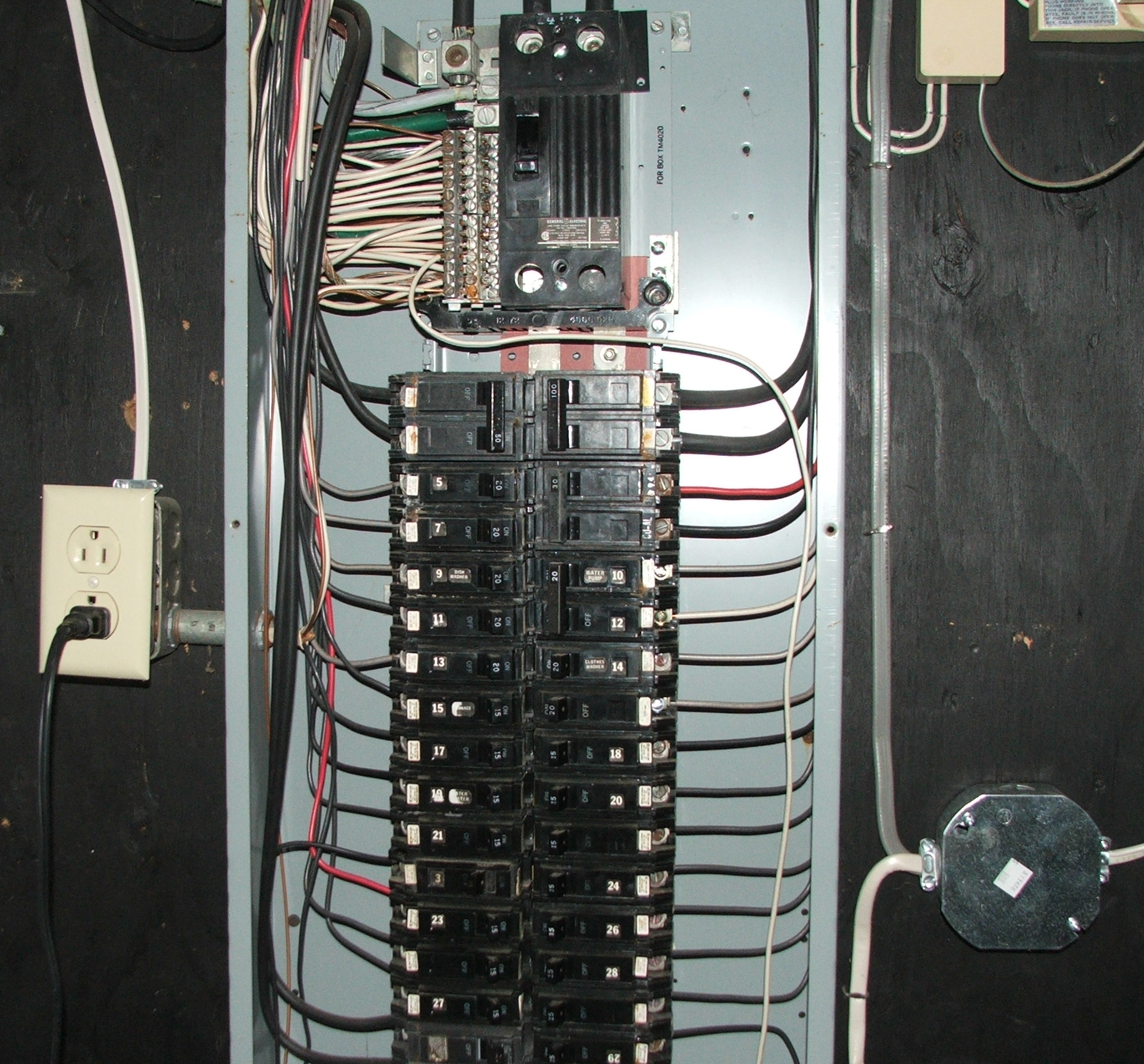 panelboard wiring diagram get free image about wiring wiring panel box youtube wiring enclosure box