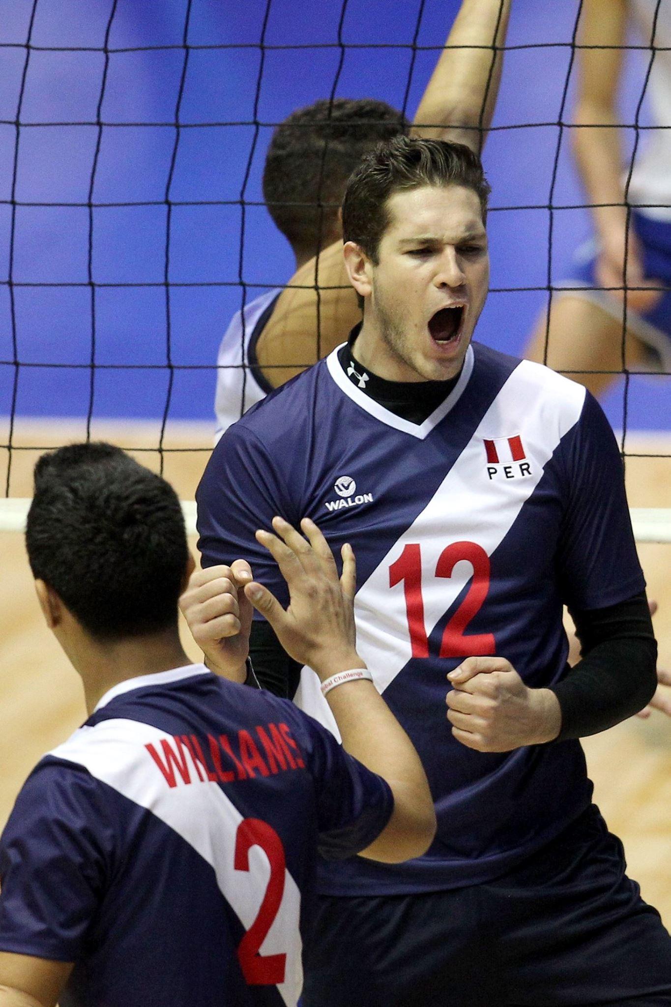 Los 5 mejores jugadores de voleibol en venezuela