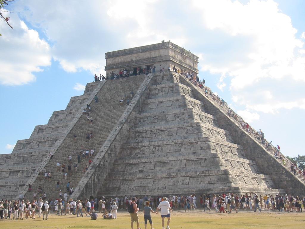 7 maravillas del mundo y otras construcciones