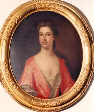Elizabeth hall, granddaughter of william shakespeare