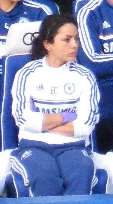 The 45-year old daughter of father (?) and mother(?) Eva Carneiro in 2018 photo. Eva Carneiro earned a  million dollar salary - leaving the net worth at 4.4 million in 2018