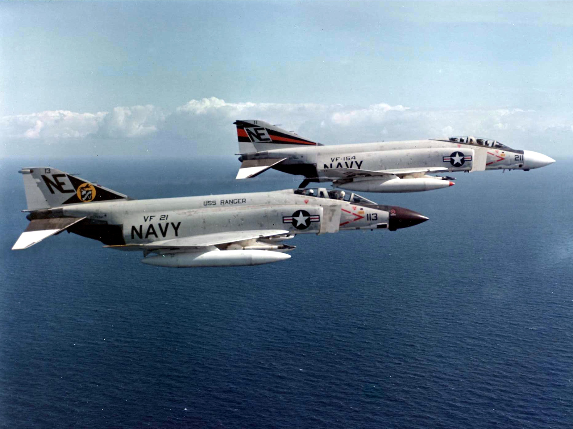 21 flight squadron