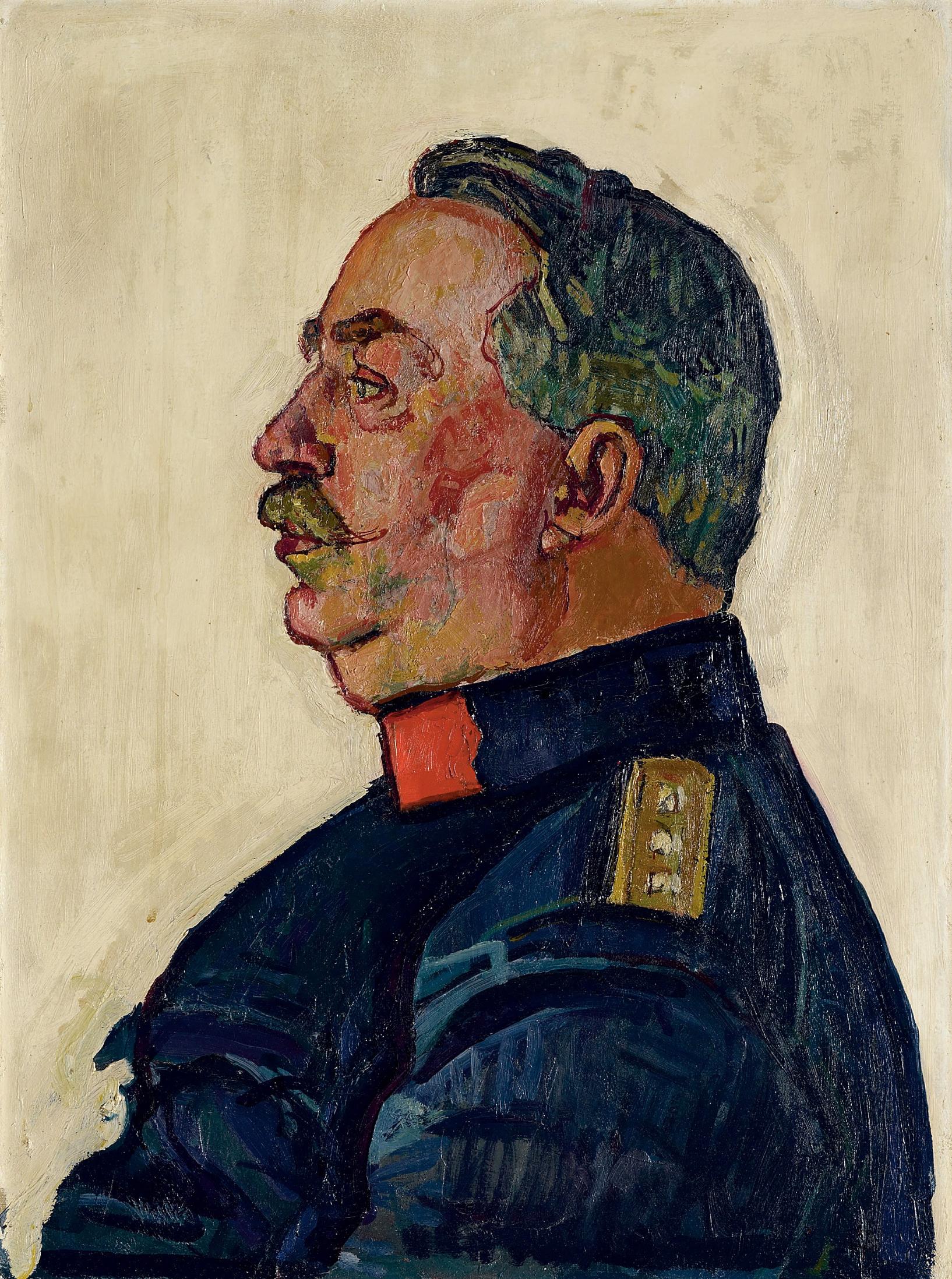 FileFerdinand Hodler 1853 1918 Portrait Of General