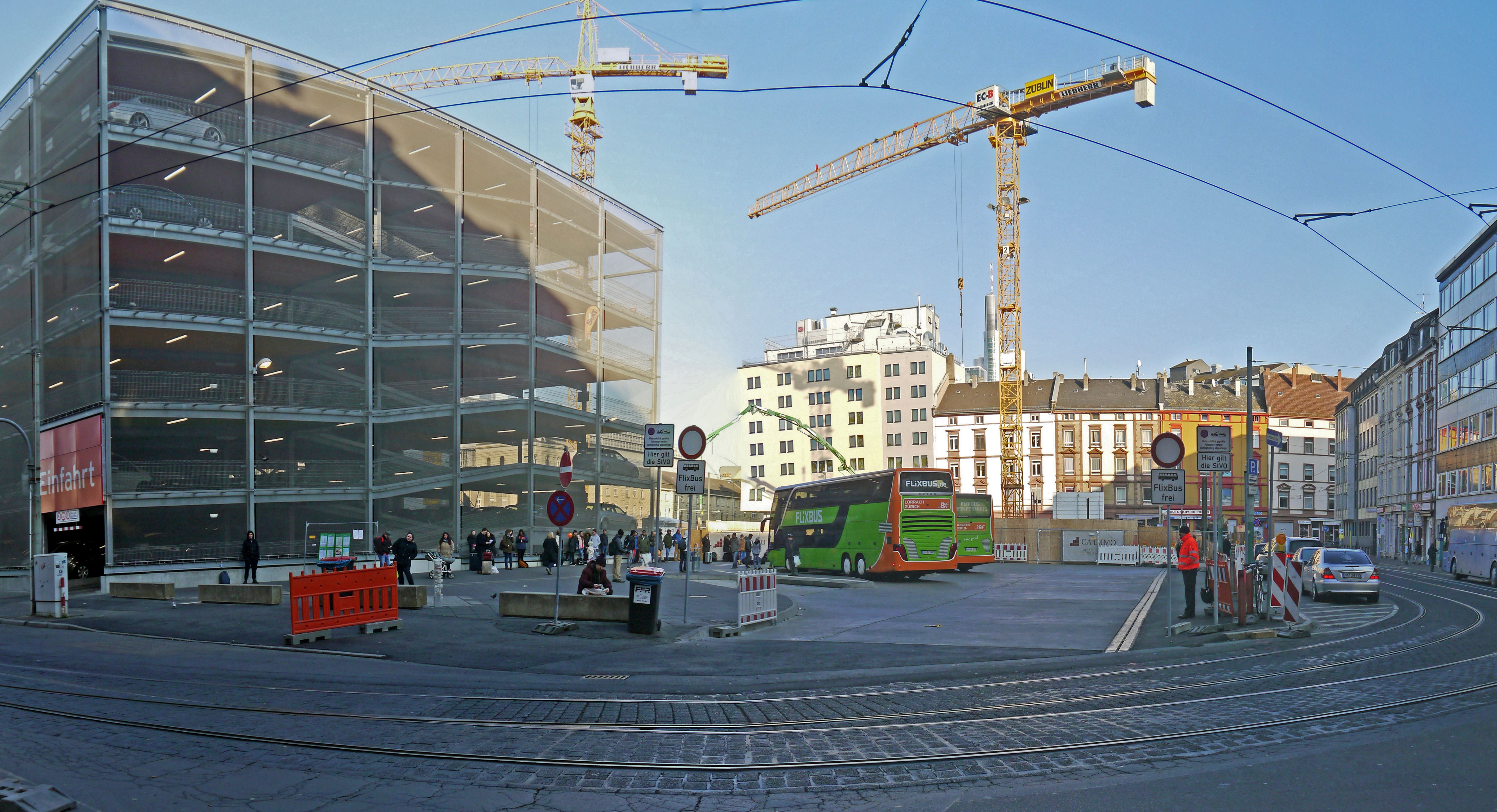 Fernbusbahnhof Frankfurt Am Main Wikipedia