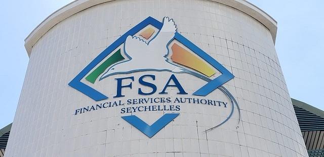 Chứng chỉ FSA seychelles