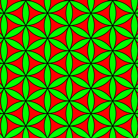 file flower of life circle grid color png wikimedia commons