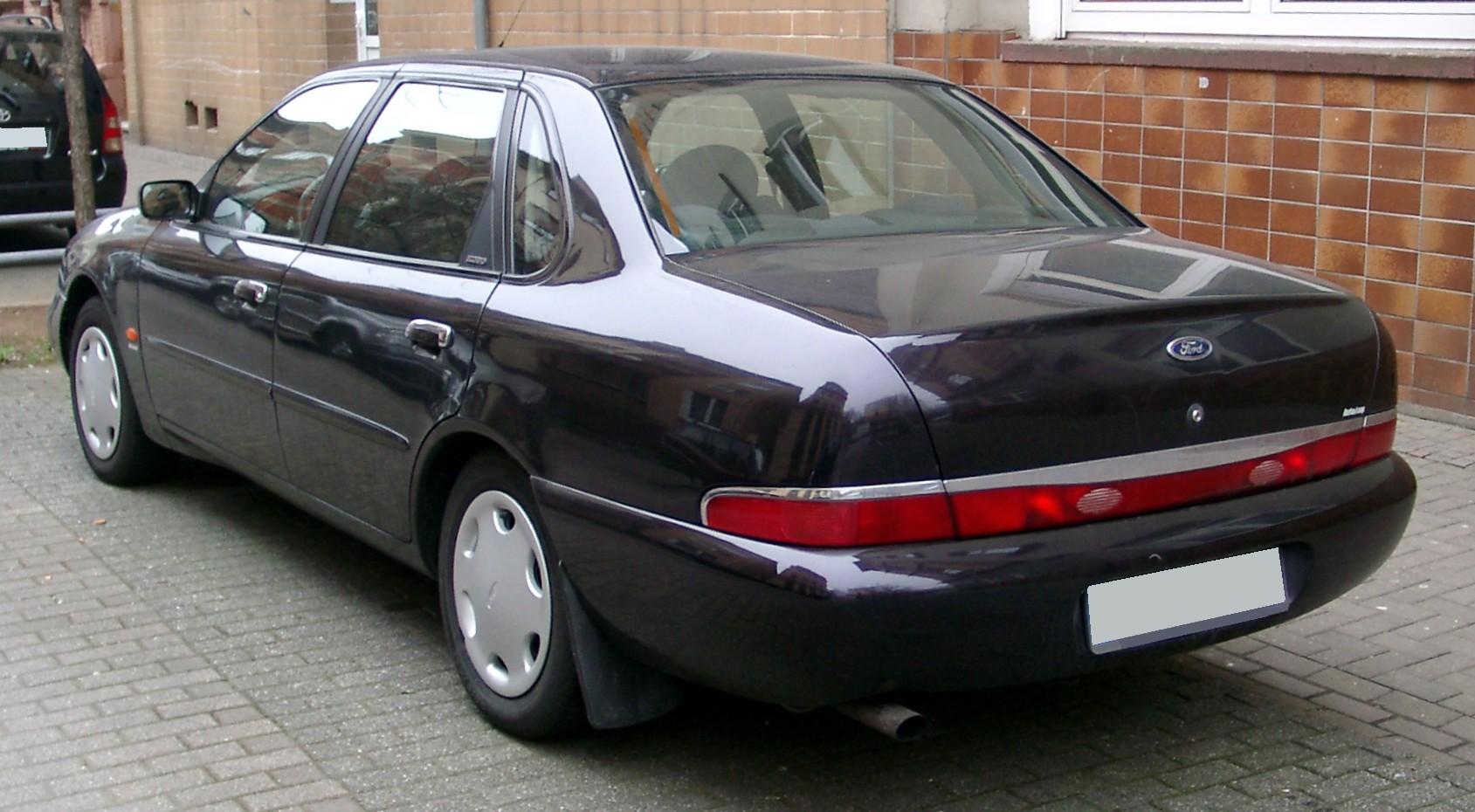 Ford_Scorpio_rear_20080214