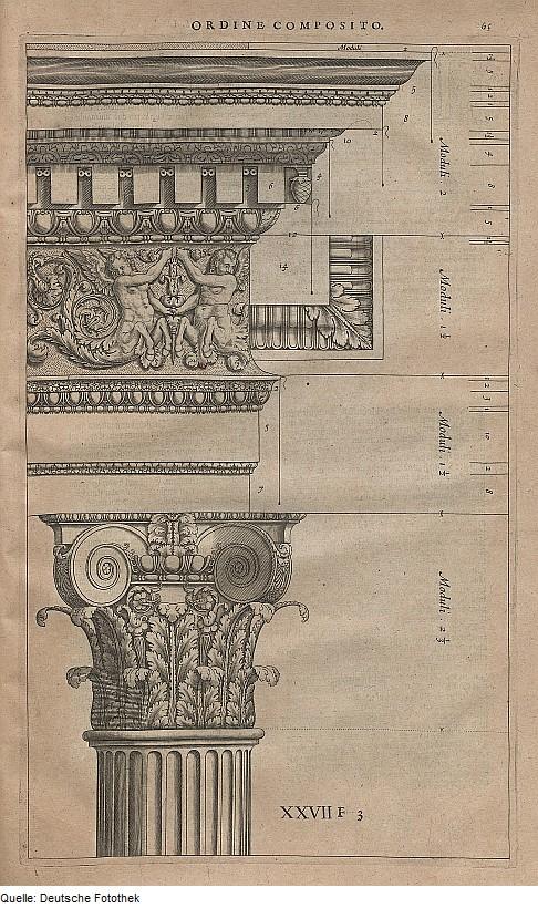 Fries Architektur file fotothek df tg 0003919 architektur säule kompositordnung
