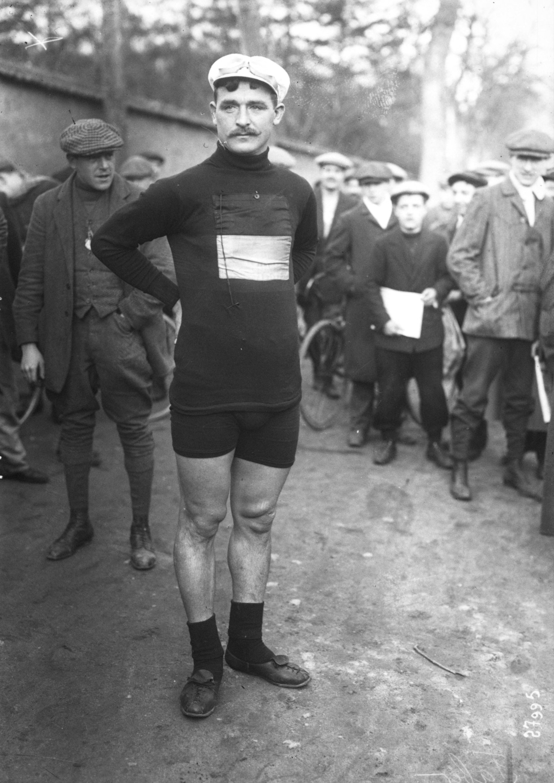 François Faber 1913