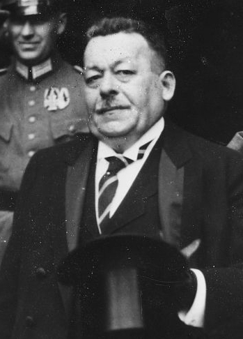 Friedrich Ebert, German President