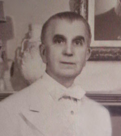 "Guy Ballard American mining engineer, founder of the ""I AM"" movement"