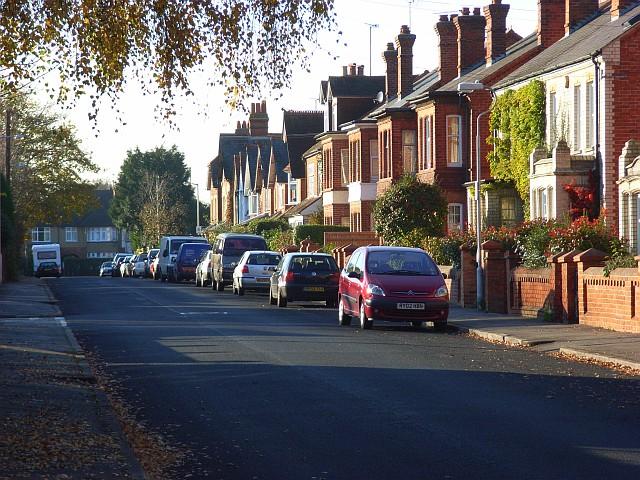 Caversham United Kingdom  City pictures : Harrogate Road Caversham, United Kingdom