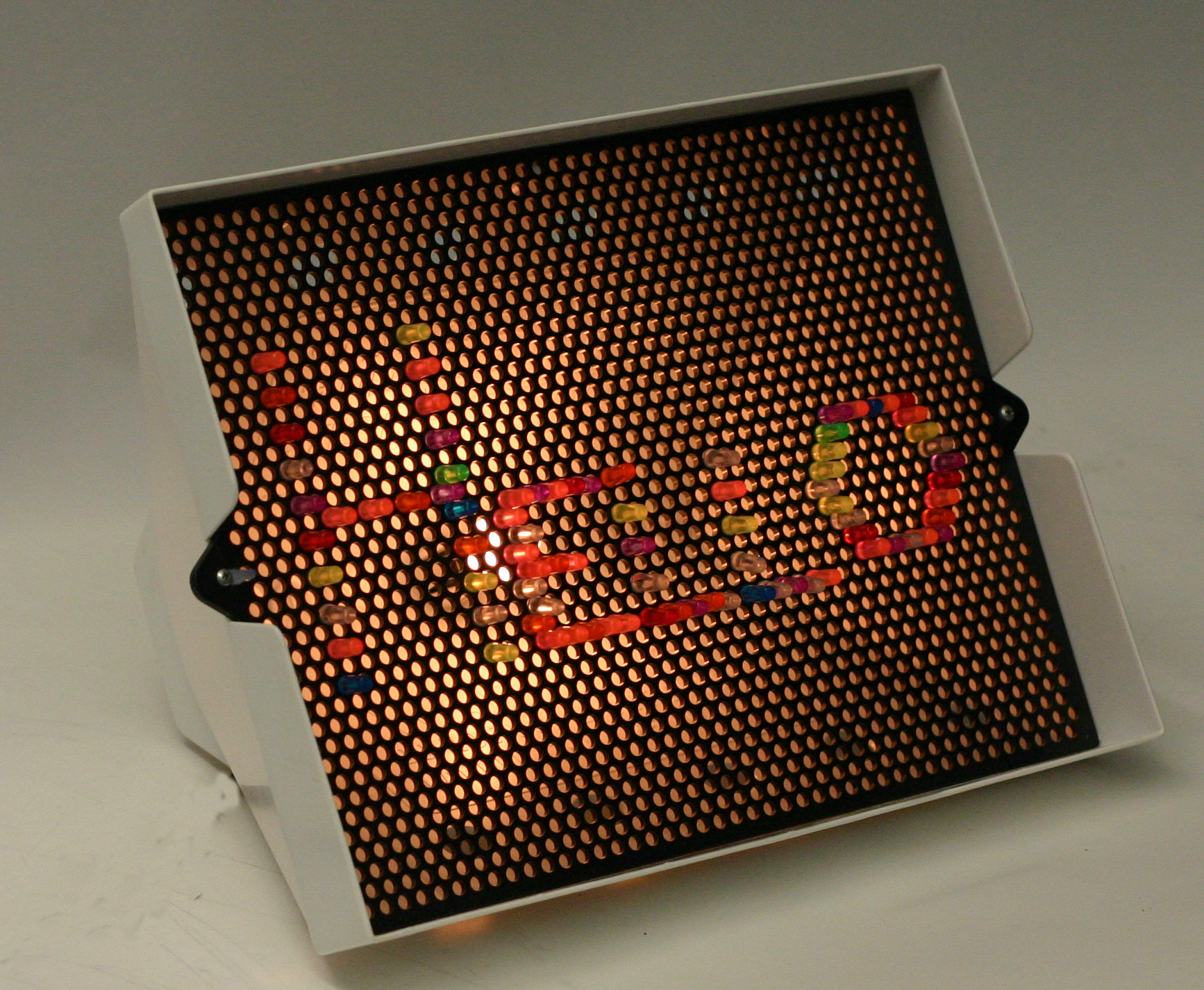 graphic about Printable Lite Brite Patterns identify Lite-Brite - Wikipedia